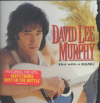 OUT WITH A BANG BY MURPHY,DAVID LEE (CD)